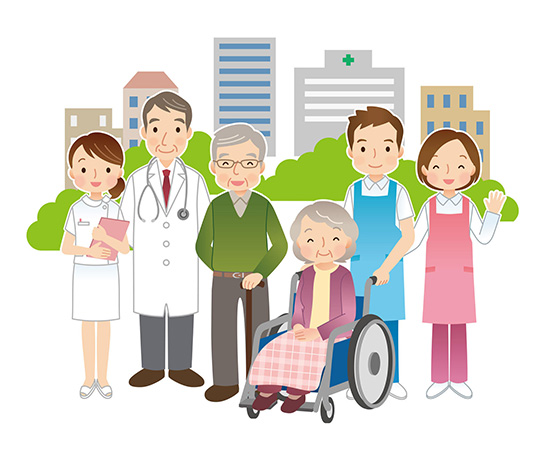 介護保険で利用できるサービス